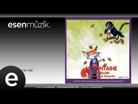 Erol Günaydın - Sunuş / Karga İle Tilki #esenmüzik - Esen Müzik