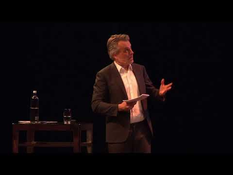 Joris Luyendijk: het Grote Bubbel College