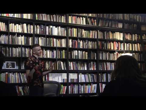 SJ Fowler - Tomaž Šalamun Poetry Centre