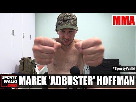 """Marek """"AdBuster"""" Hoffman: Szczęka Ozdoby nie ma prawa wypaść"""