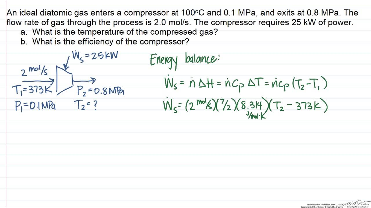 Natural Gas Consumption Calculation Formula