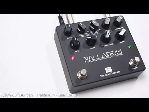 Seymour Duncan / Palladium -Gain Stage-【デジマート・マガジン製品レビュー】