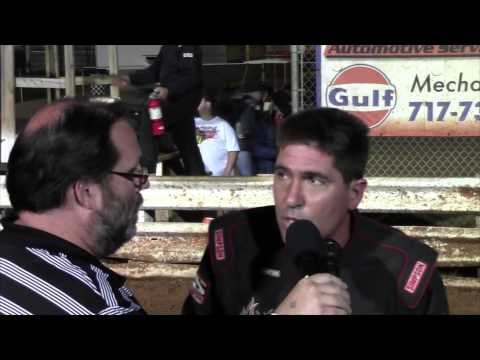 Williams Grove Speedway ARDC Midget Victory Lane 09-18-15