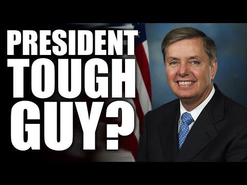 Lindsey Graham To Run As ISIS