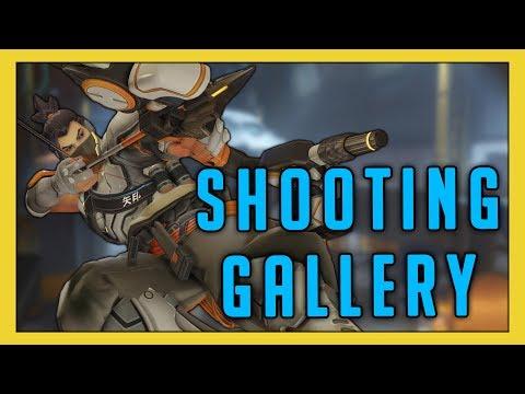 Hanzo's Shooting Gallery
