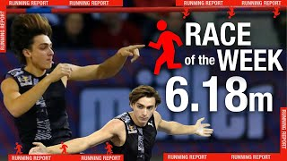 Mondo Duplantis Breaks Pole Vault World Record AGAIN | RACE OF THE WEEK