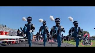 Jackson State University Marching In at Mississippi Valley State  2019