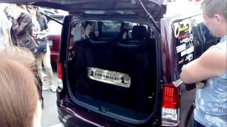 Toyota BB Бассмагаз г Владимир автозвук