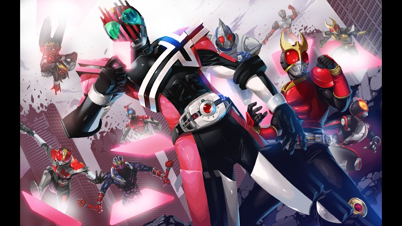 Hiệp Sĩ Mặt Nạ Decade #5 Kamen Rider Decade – Đại Chiến Hiệp Sĩ (Siêu Nhân Thập Kỷ)