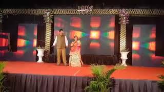 Mahila Sangeet  Couple Dance# choreography by CHANDNI JHALIWAL#
