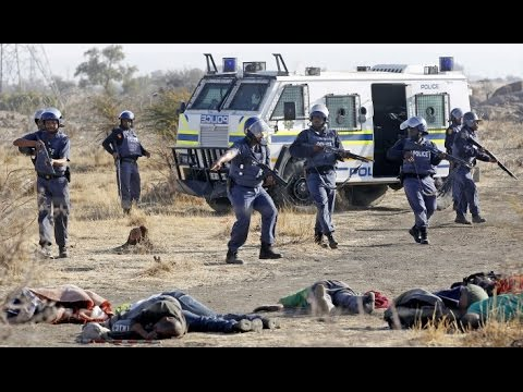 2012 Marikana Massacre - An investigative documentary