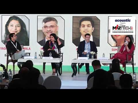 Martech India 2019- Consumer insights drive marcomm