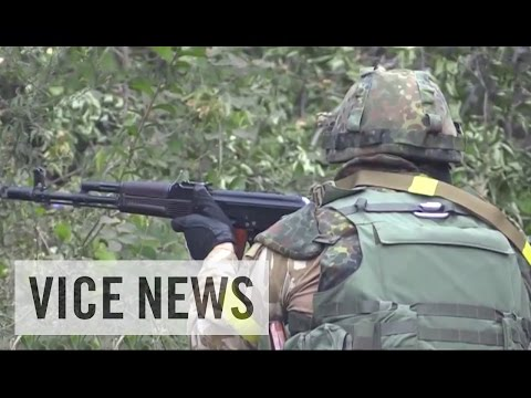 Ukrainian Forces Battle Separatists Near Donetsk: This Just In