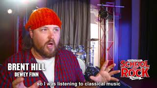 Meet Australia's Dewey - Musical Influences | SCHOOL OF ROCK: The Musical