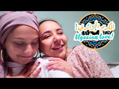 Saved by an Algerian family!   العائلة الجزائريه التي أنقذتني