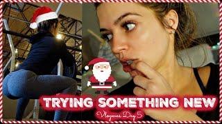 Trying Something New | Vlogmas Day 5