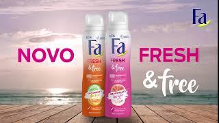 Fa Fresh&free dezodorans