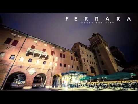 Ferrara: sense the city