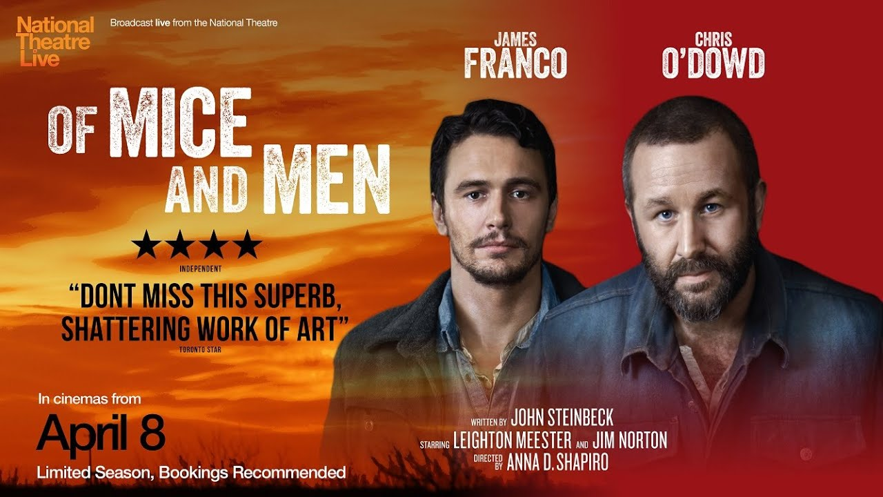 Report Of Mice And Men 117