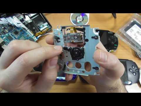 Les différents modèles de PSP ou PlayStation Portable