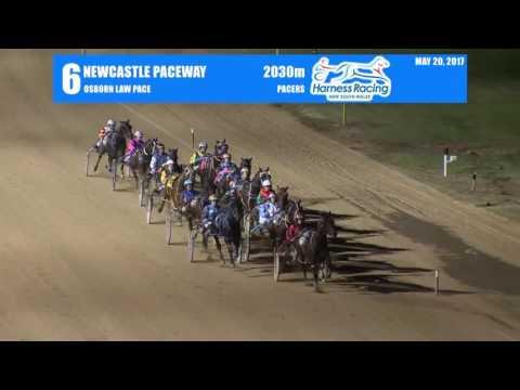 NEWCASTLE - 20/05/2017 - Race 6 - OSBORN LAW PACE
