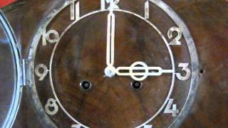"""Mauthe"" mantel clock"