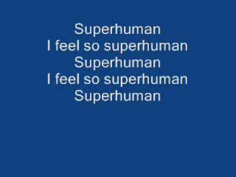 Super Human - Keri Hilson Ft  Chris Brown Lyrics