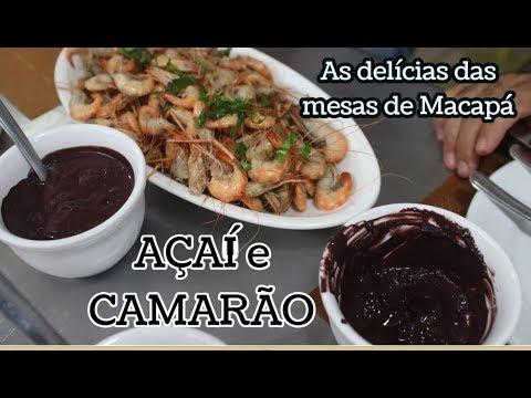 O que comer em Macapá camarão no bafo e açaí com farinha não podem ficar de fora {parte 5}