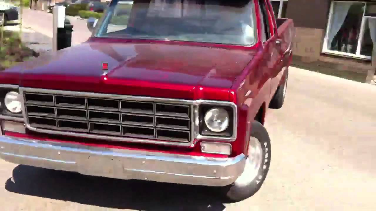 Dashboards C10 1977 Chevy
