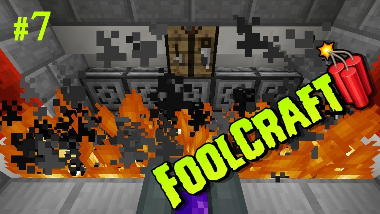 FoolCraft 3 :: # 7 :: Semi-Automated Grains of Infinity (EnderIO) : Modded  Minecraft 1 12 2