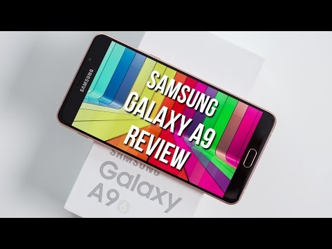 Samsung Galaxy A9 Review