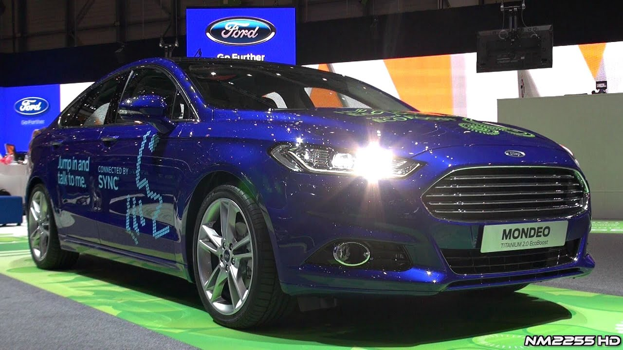 2014 ford mondeo in depth look 2013 geneva motor show youtube. Black Bedroom Furniture Sets. Home Design Ideas
