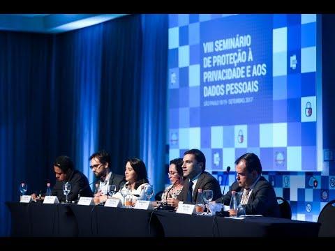 [VIII Seminário de Privacidade] Coquetel de Debate sobre os Projetos de Lei de Proteção de Dados Pessoais