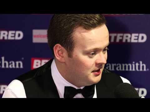 Shaun Murphy loses to Stuart Bingham at the Betfred World Snooker Championship