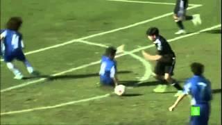 Les plus belles actions de Theo Zidane 12 ans