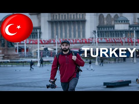 First Impressions of ISTANBUL, TURKEY in 2021