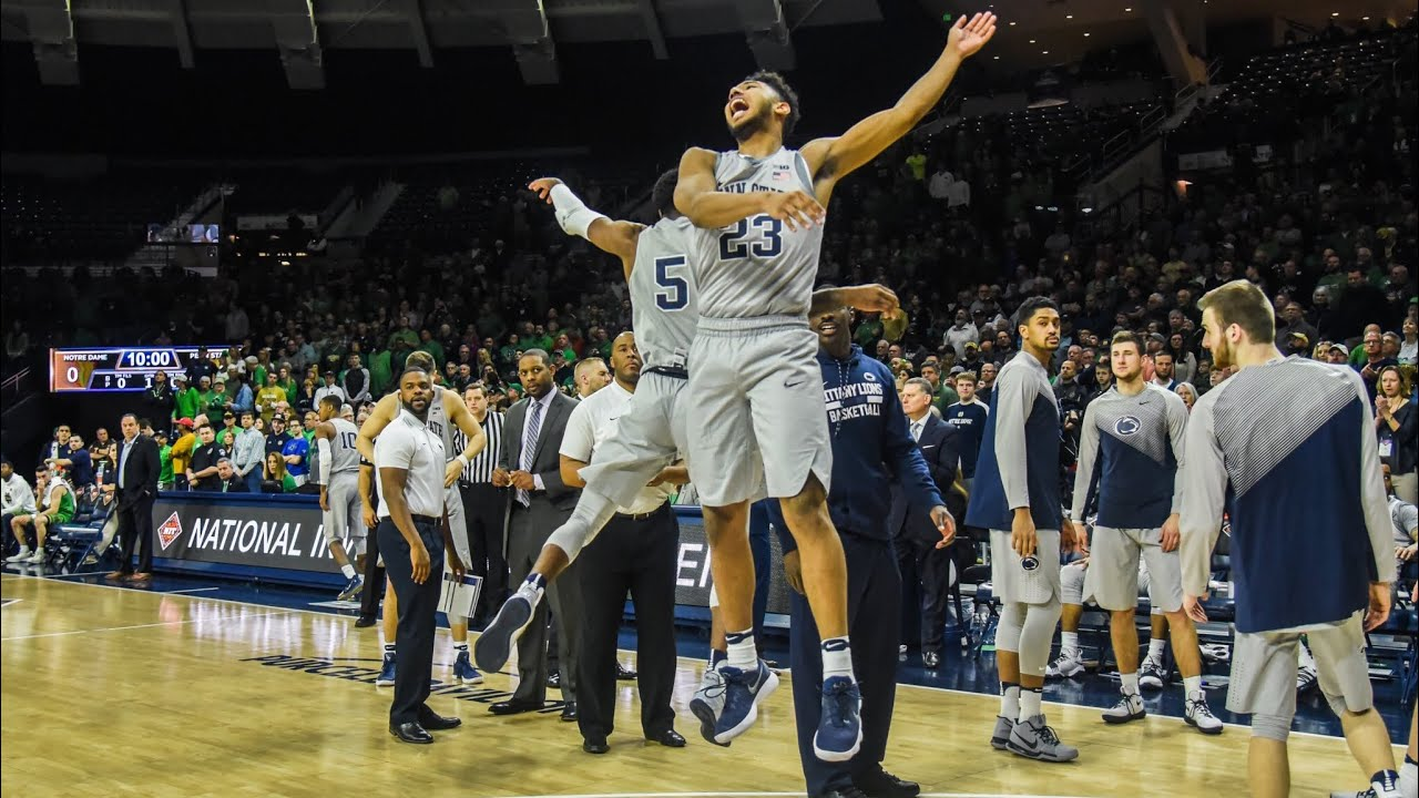 Penn State men's basketball drops 2nd straight road game after ...