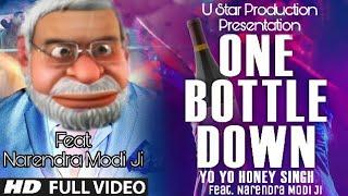 one bottle down modi version ii u star production ii modi dancing ii so sorry modi dance ii