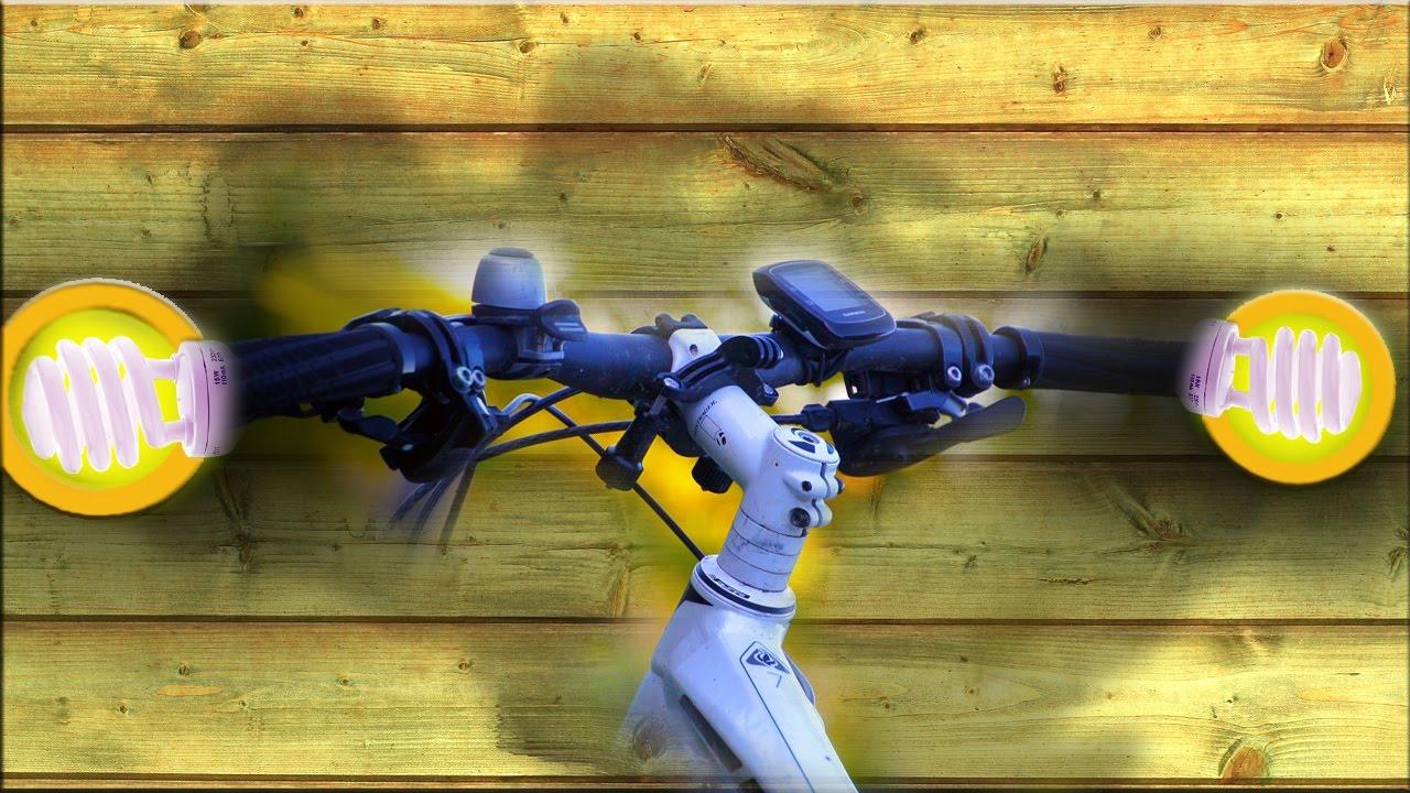 Лайфхаки для велосипедов своими руками