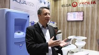 Veolia leva sistemas de purificação de água ao 53º Congresso Brasileiro de Patologia Clínica 2019