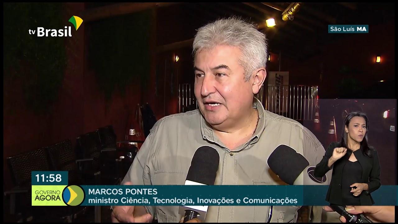 Ministro visita base de Alcântara no Maranhão