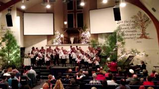 Suzuki Violin School Of Placerville 2012 - O Come, Little Children