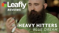Blue Dream Cartridge by Heavy Hitters – Leafly Reviews