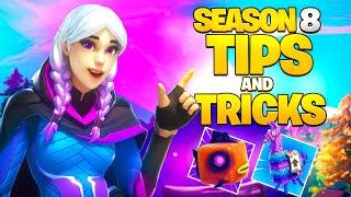 Tips & Tricks   Fortnite Season 8