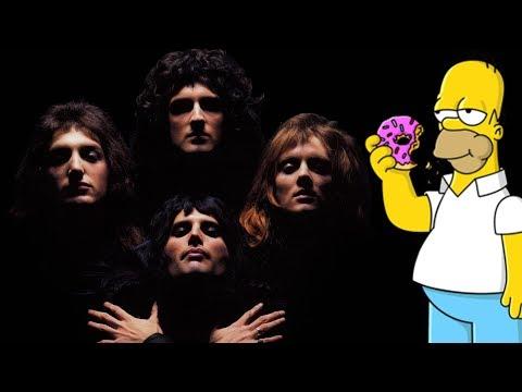The Simpsons Sing 'Bohemian Rhapsody'