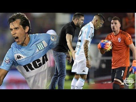 ¡RACING CAMPEÓN! *Con gol en offside* + Charla COUDET-CENTURIÓN + ARMANI diferenciado