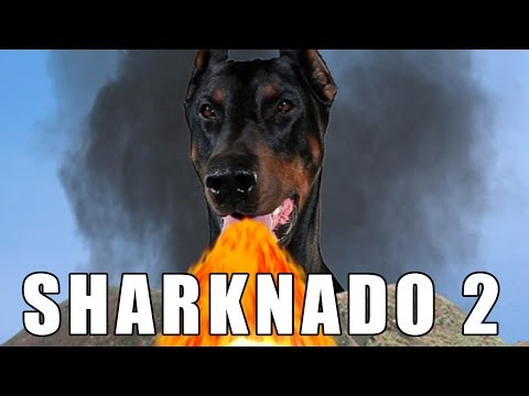 Sharknado 2 - Parody