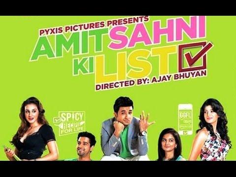 Amit Sahni Ki List 2014 Hindi Movies - Full Movie