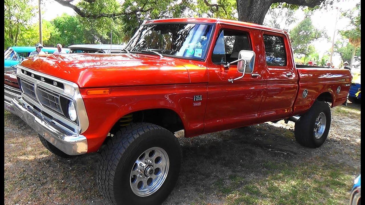 1970 Ford F100 4x4 Highboy Ranger