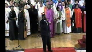 When We Reach That Wonderful Place - Rev. Timothy Wright & the NY Fellowship Mass Choir